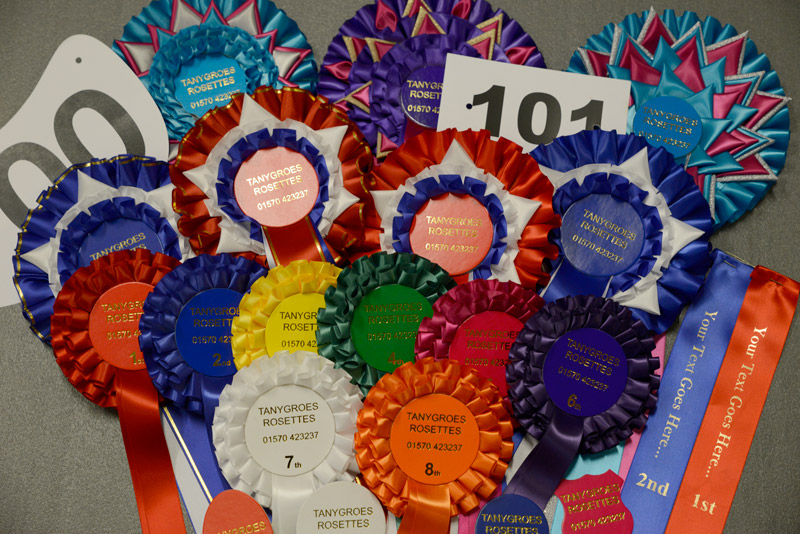 Rosettes and more